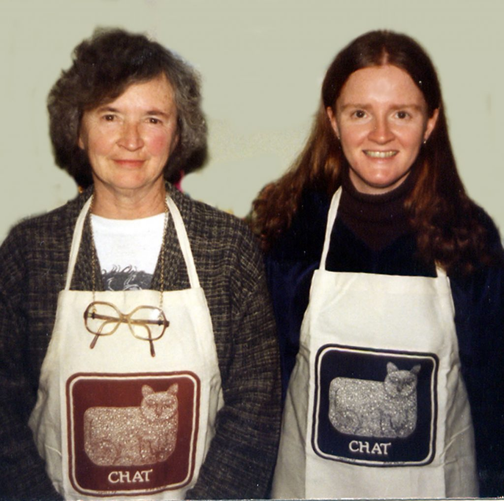 Helen & Jane Fisher, Pie Chefs