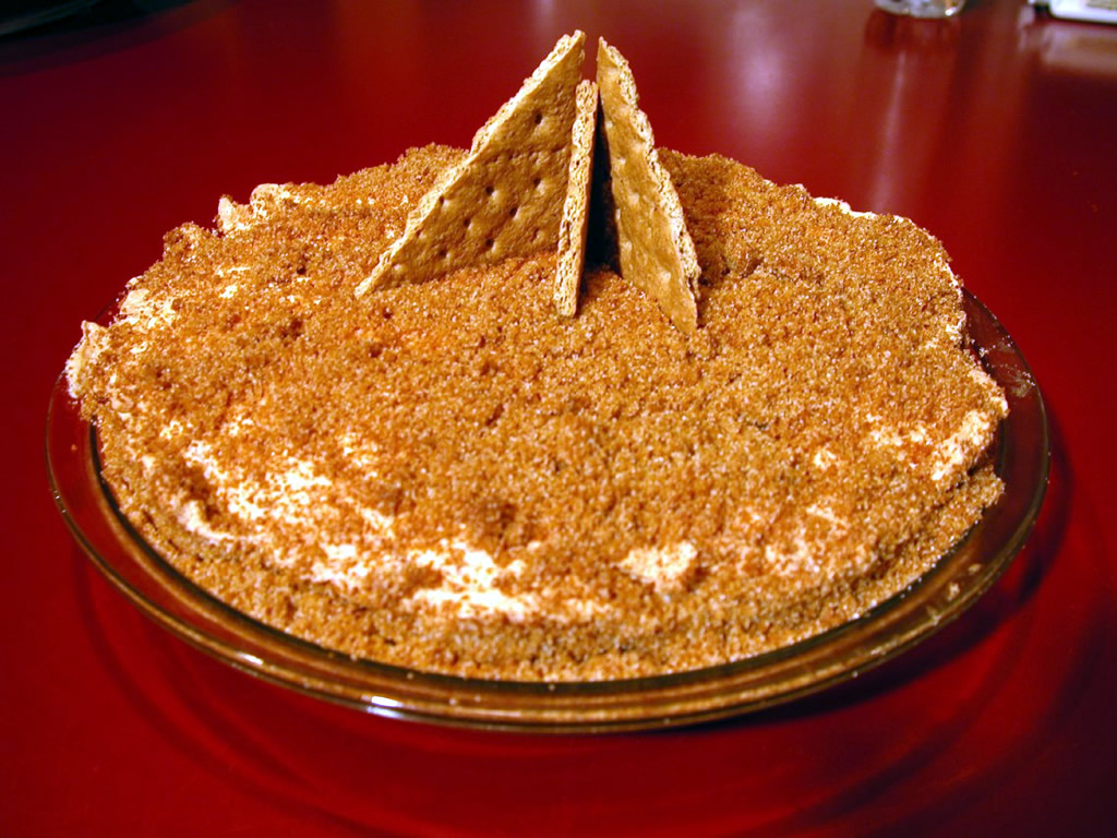 Graham Cracker Pie