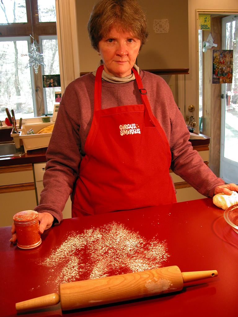 Pie Chef Jane Fisher