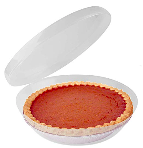 Plastic Pie Holder