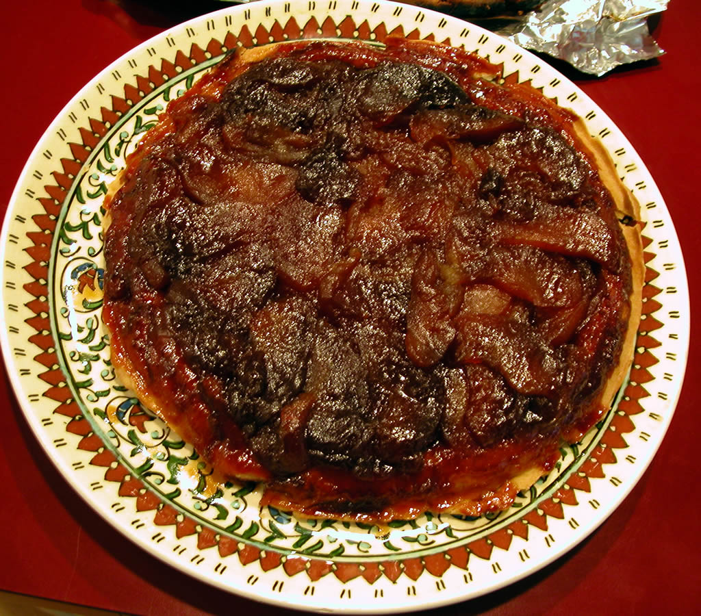 Tarte Tatin (Unofficial recipe)
